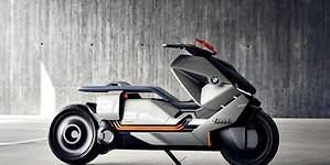 BMW Concept Link: el futuro de la movilidad a dos ruedas