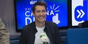 Jaime Cantizano abandona la radio para centrase en sus hijos