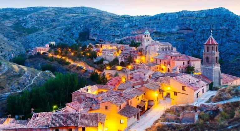 Albarracín, lugar de vacío y silencio