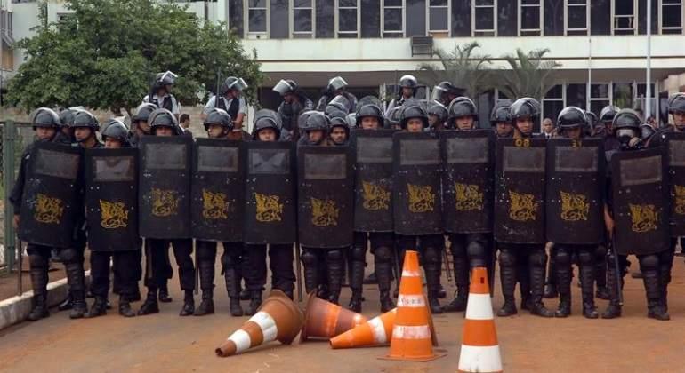 Michel Temer ordenó refuerzo militar ante ´violencia inaceptable´ en Brasil