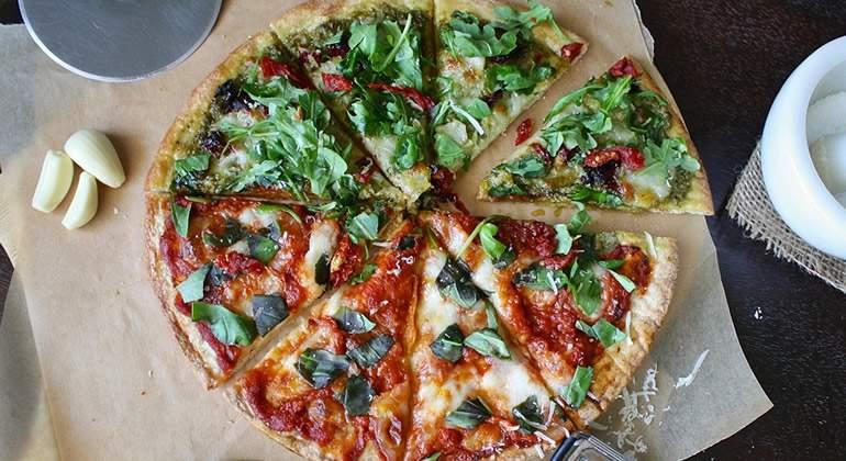Dime cómo comes pizza y te diré cómo eres