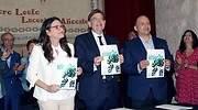 Ximo Puig Mnica Oltra y Rubn Martnez Dalmau EFE  PEP MORELL