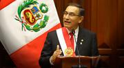 Presidente Martín Vizcarra convoca a elecciones para el 11 de abril de 2021