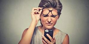Un mal diagnóstico acelera los problemas visuales
