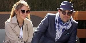 Laura Escanes: el pelotazo de ser la novia de Risto