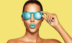 Snapchat comienza a vender sus gafas Spectacles a través de internet a una semana de salir a bolsa