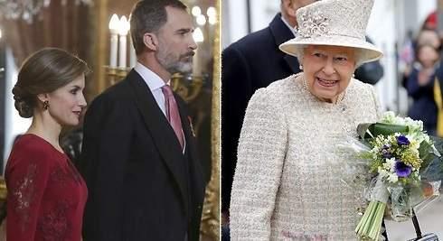La visita imposible de Letizia y Felipe a la reina Isabel II