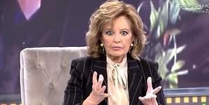 El nuevo disgusto de Mª Teresa Campos: otro recorte a su programa