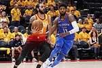Ricky logra su primer triple-doble en la NBA