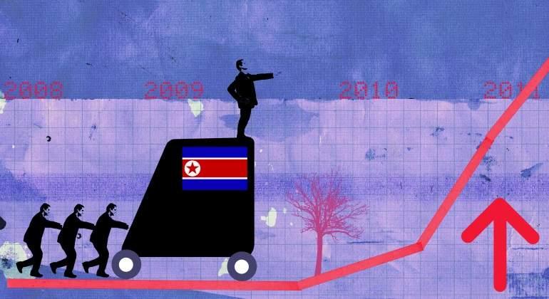 Corea del Norte dispara misil balístico desde Pyongyang