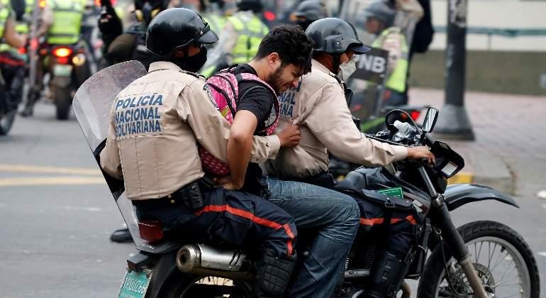 Amnistía Internacional denuncia detenciones arbitrarias para 'acallar' a la oposición en Venezuela
