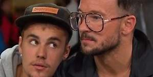 Justin Bieber es muy cercano a su pastor, ¿romance?