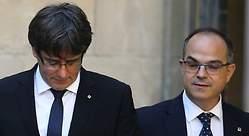 Puigdemont apunta a Sànchez o Turull como sucesores