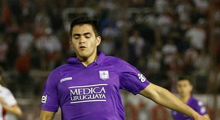 Maxi Gómez, nuevo jugador del Celta