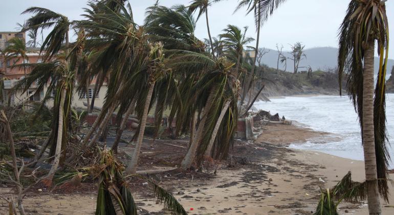 Lee, el nuevo huracán caribeño