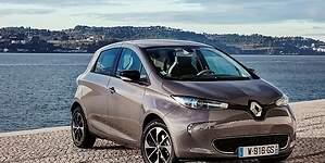 El Renault Zoe alcanza los 400 km de autonomía