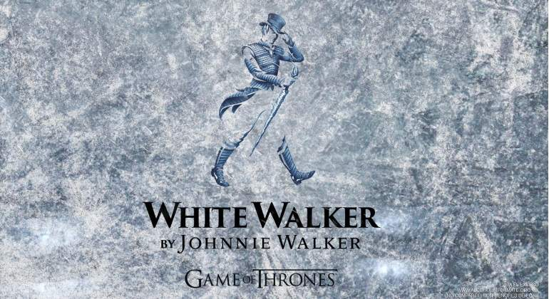Johnnie Walker sacará su White Walker en honor de 'Game of Thrones'