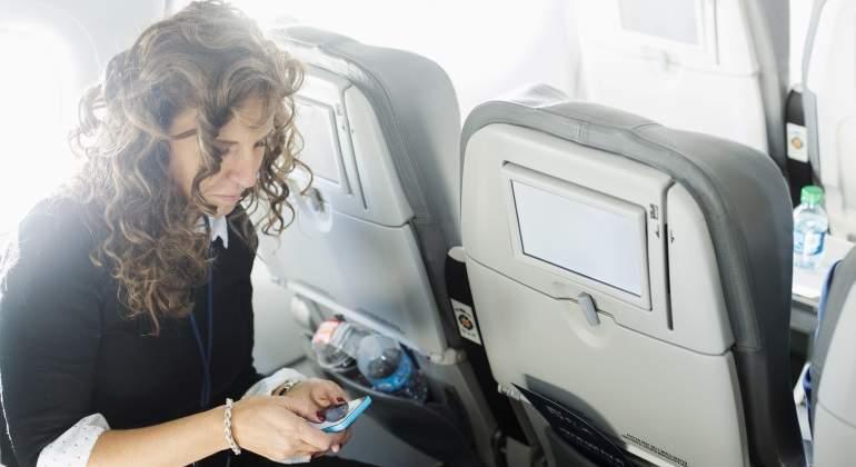 Delta permitirá mandar mensajes de texto gratis en vuelos