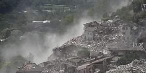 Un terremoto en Italia deja al menos 159 muertos