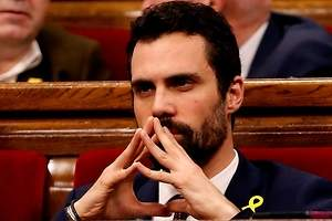 Torrent, presidente del Parlament