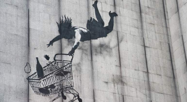 banksy-falling-shopper-getty.jpg