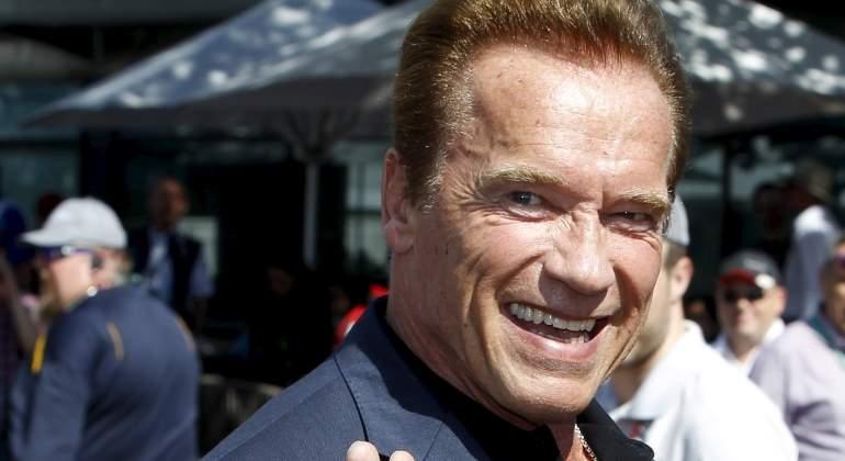 'Palo' de Schwarzenegger a Trump: