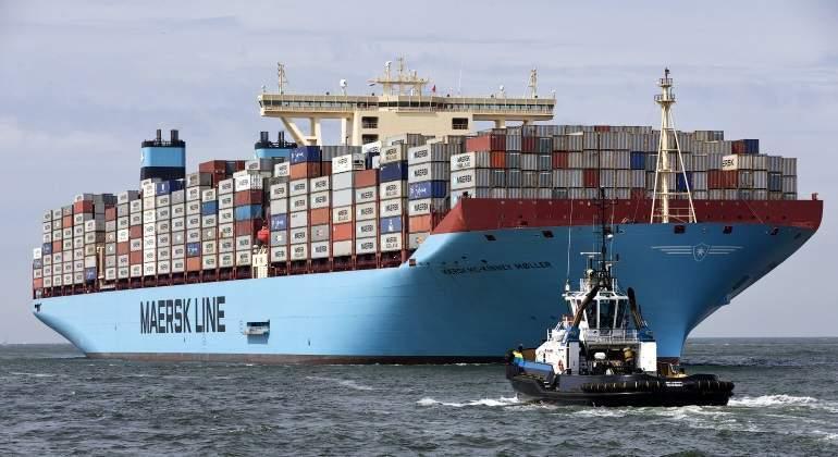 Maersk Line oficializa compra de Hamburg Süd