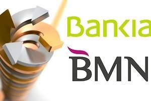 Bankia absorbe por fin BMN