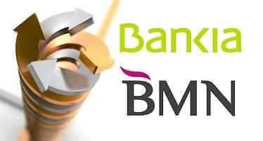 Bankia integra BMN a la mitad del precio fijado por el Estado en marzo