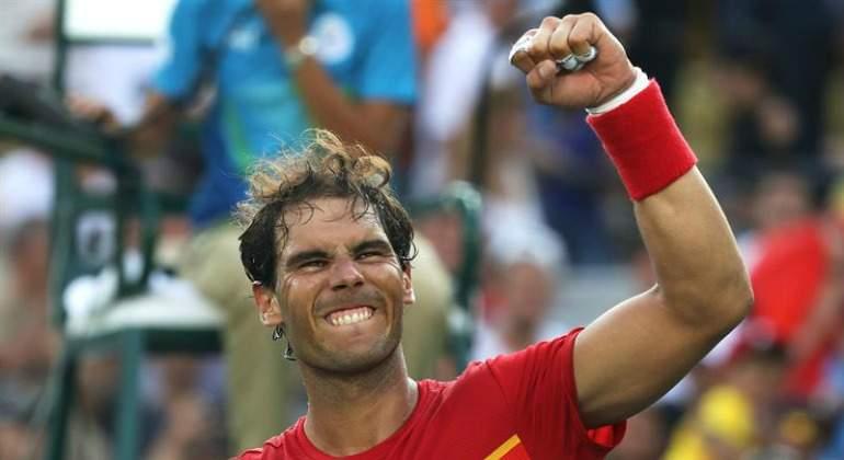 español Rafael Nadal, le da forma a lo que será su calendario ...