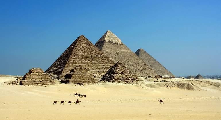 Desvelado un misterio de la arquitectura egipcia