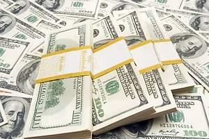 Dólar encadenó su quinta caída consecutiva y sumó una caída de $ 19,4