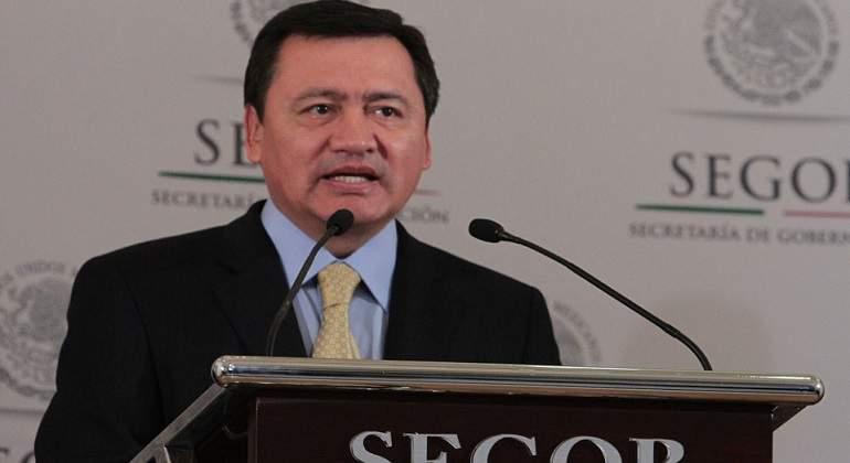 México no piensa pedir ayuda a EU para combatir narco: Osorio