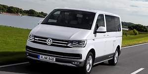 Volkswagen Multivan Outdoor Panamericana: llega la T6 más aventurera