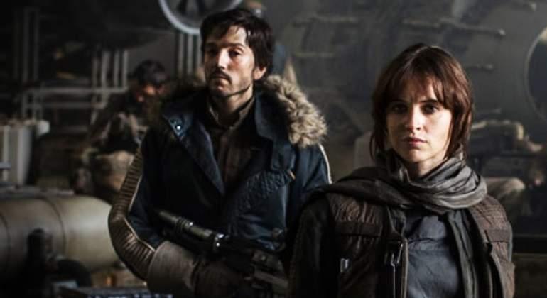 Rogue One sigue fijo en el primer lugar de la taquilla estadounidense