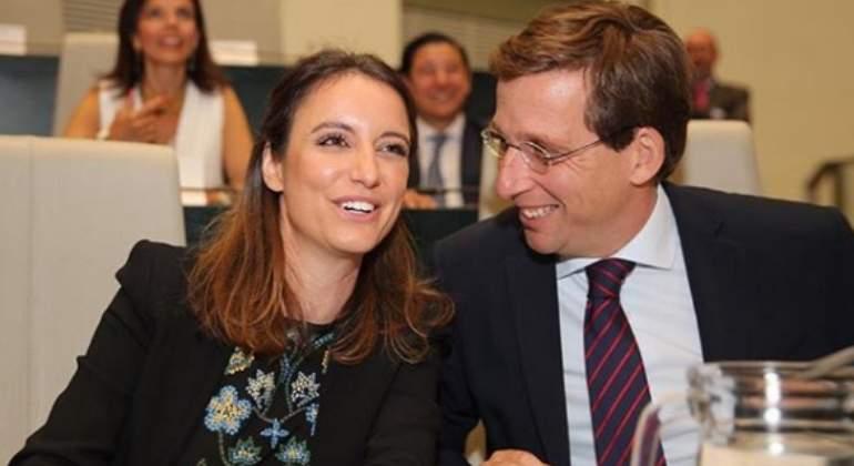 Raquel Saavedra Presidenta De La Plataforma De Mujeres Estibadoras