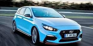 El Hyundai i30N es el modelo más valorado por los internautas españoles