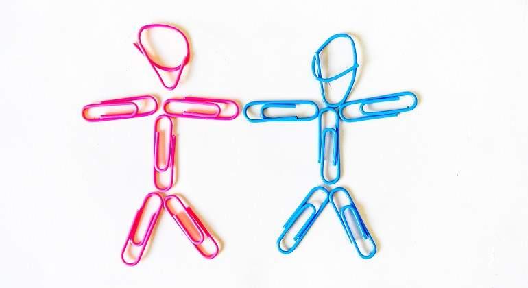Rosa para mujeres, azul para hombre... ¿Ha sido siempre así?