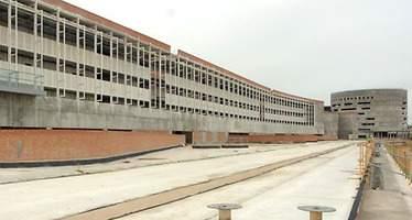 Las obras del nuevo hospital de Toledo podrían finalizar en 2018