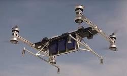 El dron autónomo de Boeing