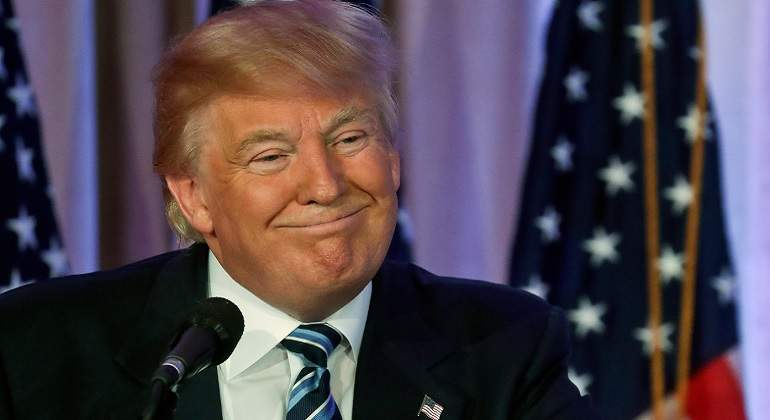 Trump niega haber tratado de interferir en la investigación sobre Rusia