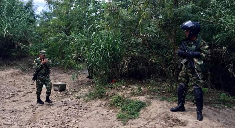 18 muertos dejó incursión del Ejército en zona minera de Cicapra — Venezuela