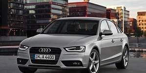 Audi llama a revisión a 95.000 vehículos por un fallo en la iluminación