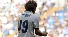 Modric se lesiona y el Real Madrid tiembla