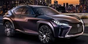 Lexus UX Concept: un SUV compacto para viajar al futuro