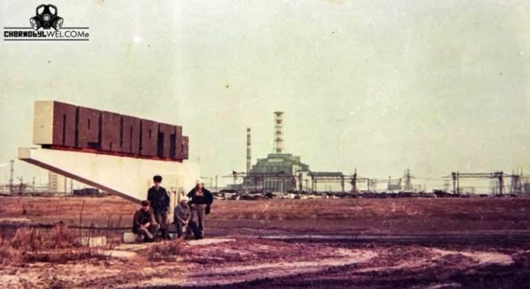 Un viaje a las entrañas de  Chernóbil y a Pripyat