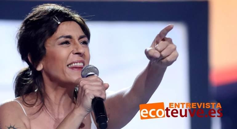 Pepa Aniorte y su miedo al pulsador de TCMS: Mejor Bob Esponja que Caballé