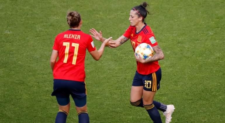 c670c03a3547 España arranca el Mundial femenino con una remontada ante Sudáfrica