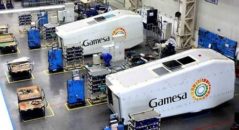 Gamesa suministrará 139 turbinas para siete proyectos eólicos en India