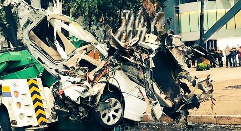 ¿Qué paso con?... Conductor del BMW pide perdón